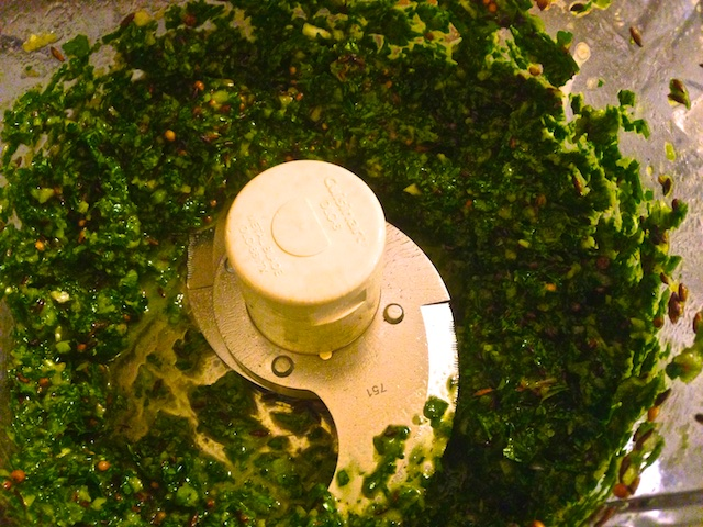 Green Harissa Recipe