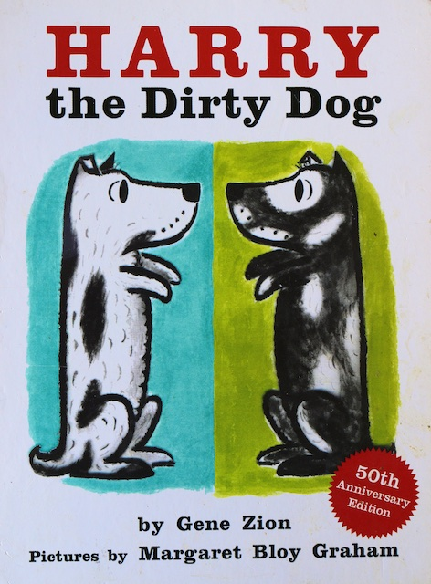 a short summary of harry the dirty dog a book by gene zion