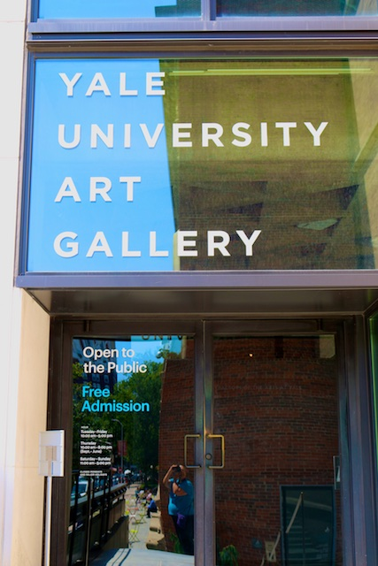 A Visit to the Yale University Art Galleries