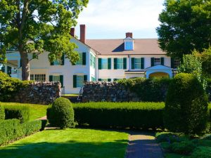 House, Gardens, and Art at Hill-Stead Museum