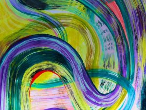 Exercise: Gestural Abstract Painting