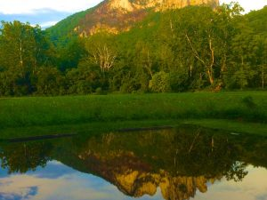 Seneca Rocks (new poem by Polly Castor)