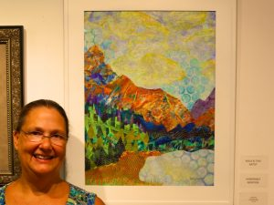I Got an Award in the Ridgefield Guild of Artist's Juried Show