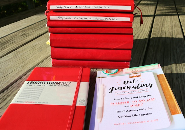 Dot Journaling (aka Bullet Journaling) Book Review