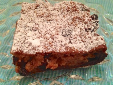 Amazing Fruity Bread Pudding Recipe
