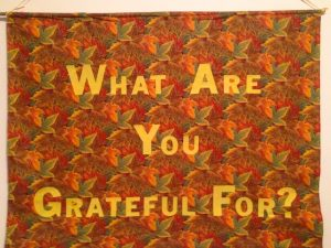 I'm Grateful for You (New Poem by Polly Castor)