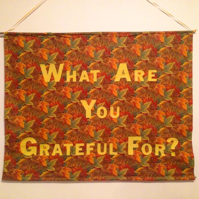I'm Grateful for You