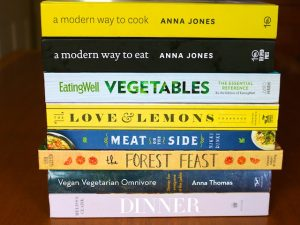 Cookbooks I Recommend for Gift Giving in 2017