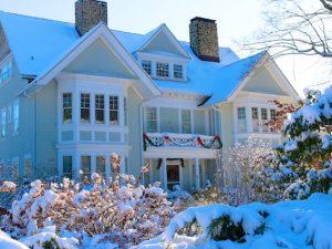 First Snow of the Season (Photos)