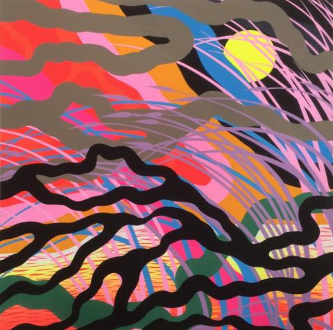 Sam Friedman (Featured Artist)