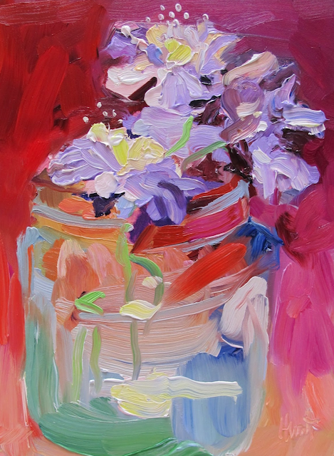by Linda Hunt