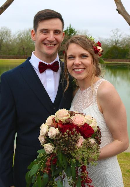 Rebecca and Landan's Wedding
