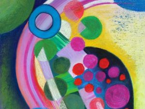 Three New Abstract Paintings in Pastel