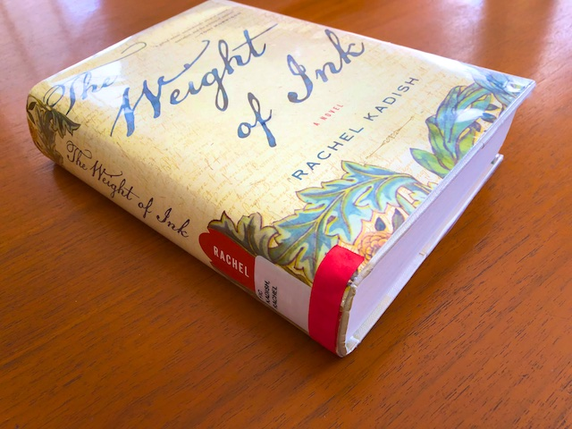 The Weight of Ink (Book Review)
