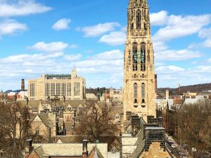 Photos from a Lovely Day at Yale in New Haven