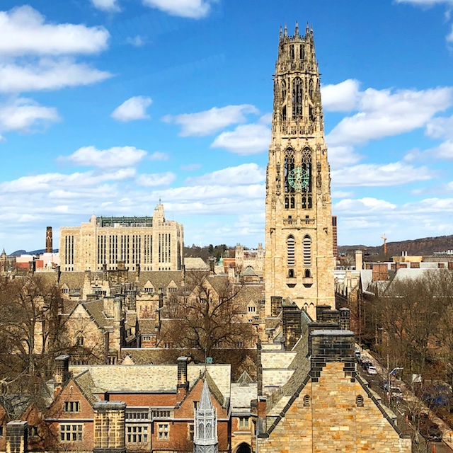 Photos from a Lovely Day in New Haven