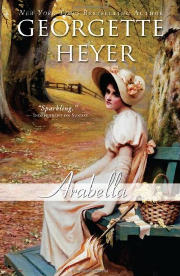 Arabella (book review)