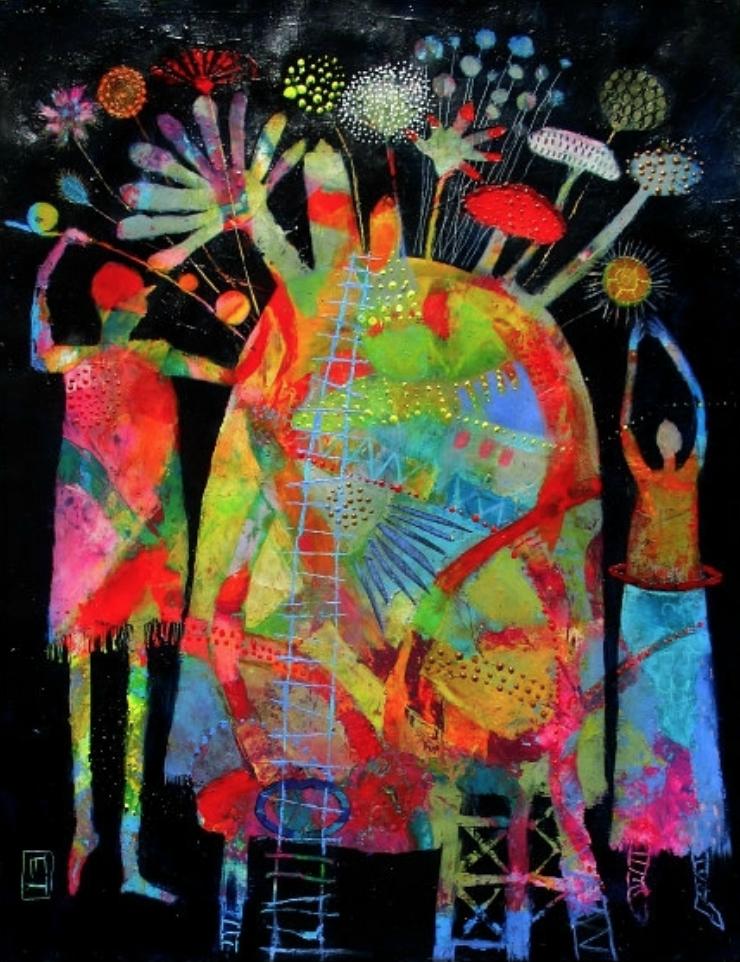 Elke Trittel featured artist