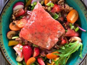 Strawberry Basil Salad Dressing Recipe