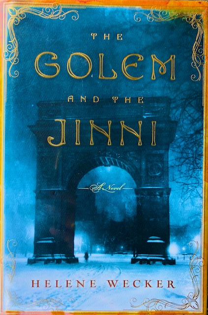 The Golem and the Jinni (Book Review)