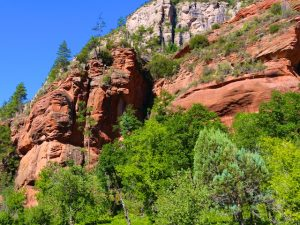 Photos from my Hike In Sedona (Six Miles in 110º Heat)