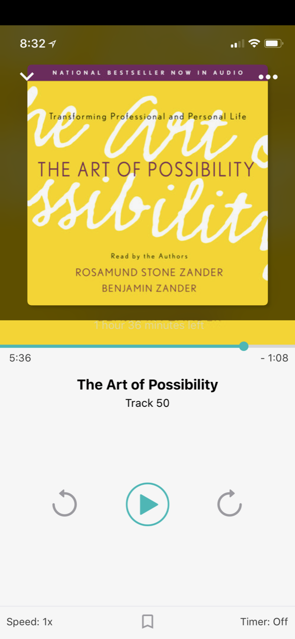 The Art of Possibility (Book Review)