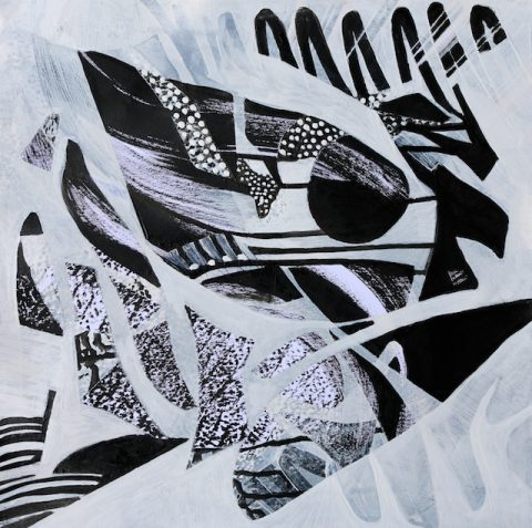 12 New Black and White Paintings
