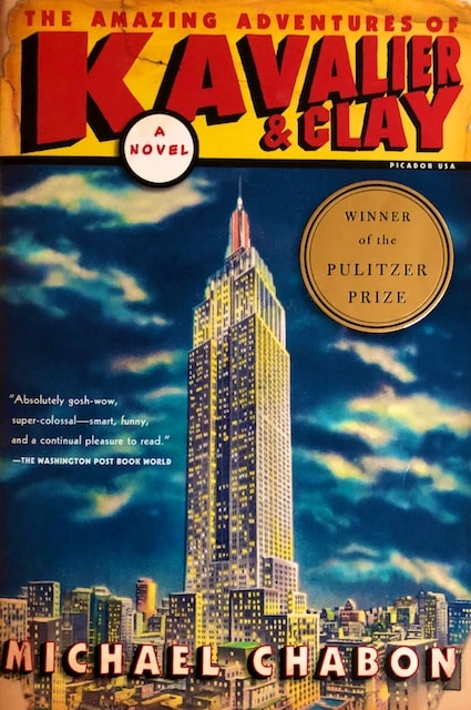 The Amazing Adventures of Kavalier and Clay (Book Review)