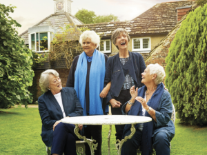 Tea with the Dames (Movie Review)