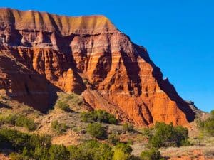 Photos from Hikes in the Palo Duro Canyon 2018
