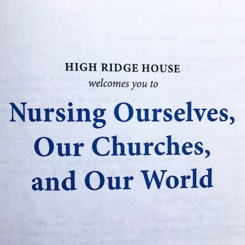 Nursing our churches