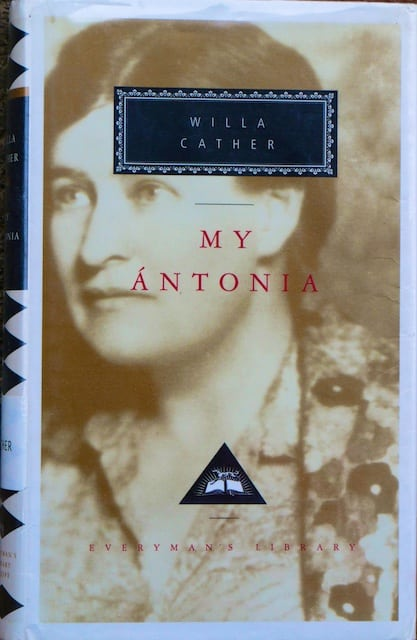 My Antonia (Book Review)