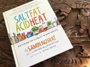 Salt Fat Acid Heat (Cookbook and Movie Review)