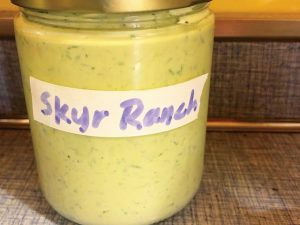 Skyr Ranch Dressing (Recipe)