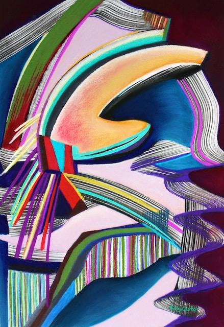 Carpe Diem (pastel) by Polly Castor