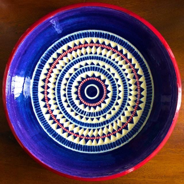 Sgraffito Pottery By Polly Castor
