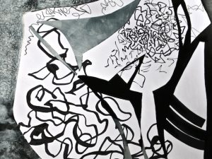 A Bit Uphill at First (Poem by Polly Castor)