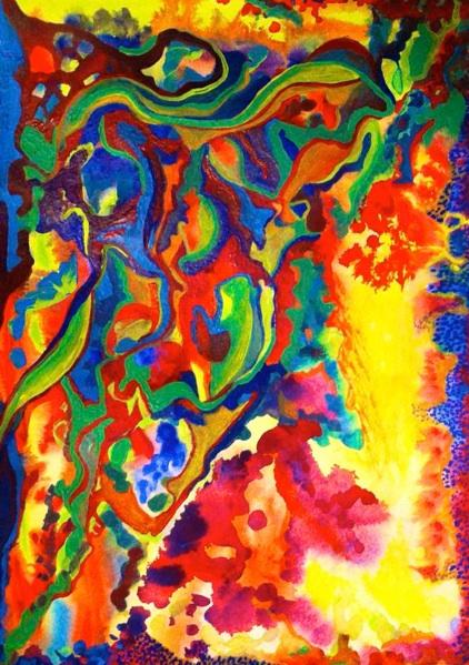 Polly Castor artist