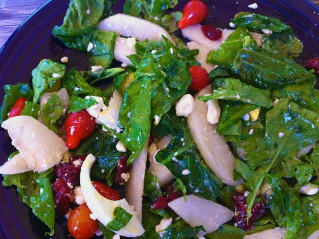 recipe for arugula salad