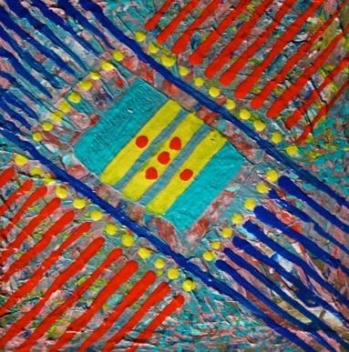 Polly Castor art: lines
