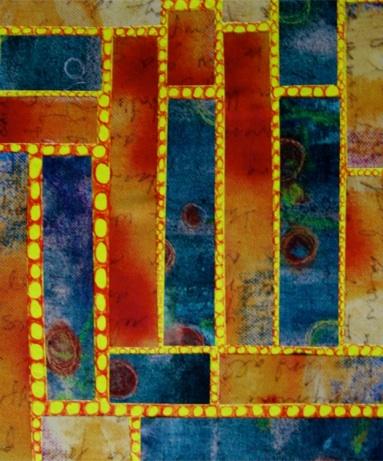 Polly Castor art: rectangles