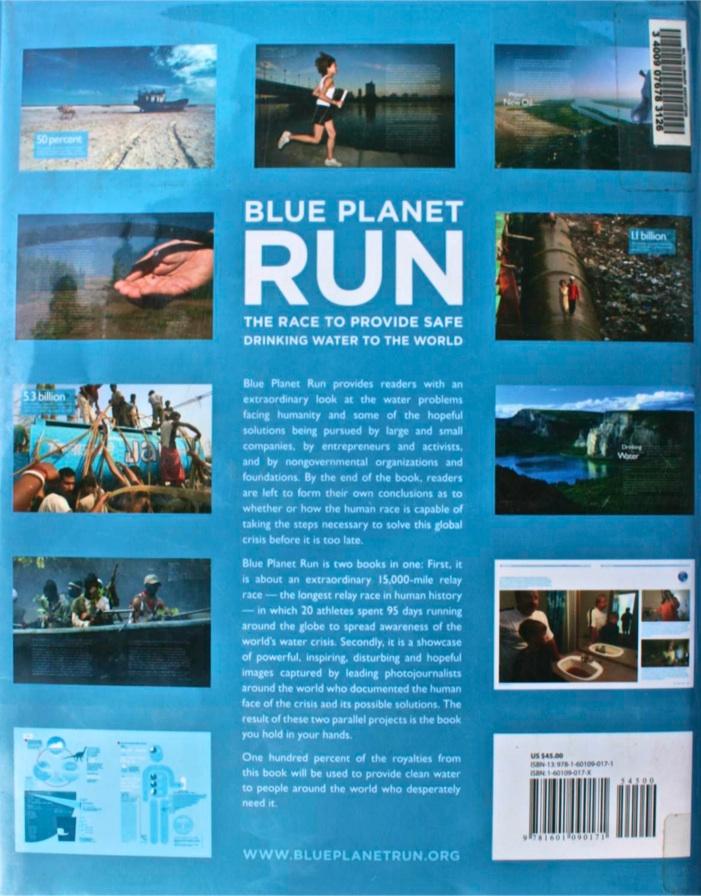 Blue Planet Run