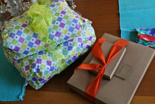 My birthday presents-before