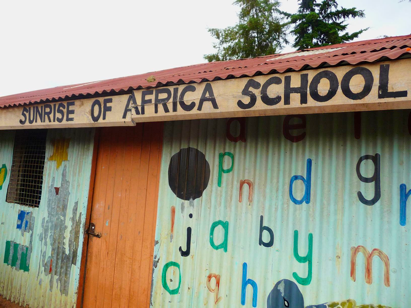 Sunrise of Africa School