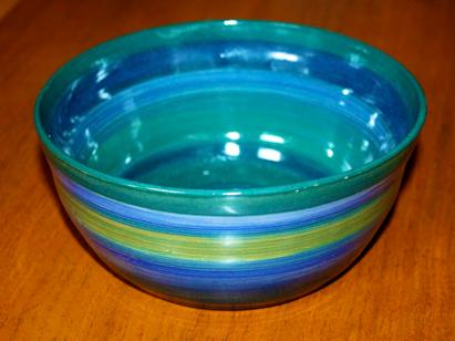 Polly Caster pottery