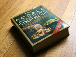Book Review: The Rodale Whole Foods Cookbook