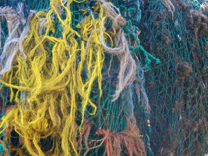 Fishing Nets at Point Judith
