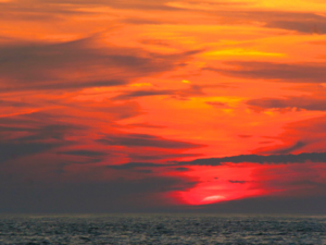 Block Island Sunsets