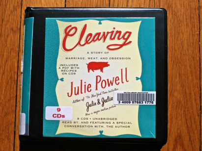 Cleaving book