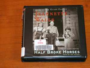 Book Review: Half Broke Horses